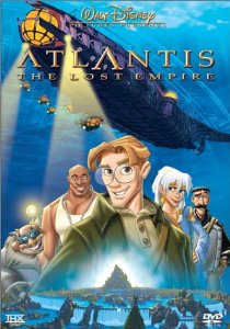 Atlantis The Lost Empire Review