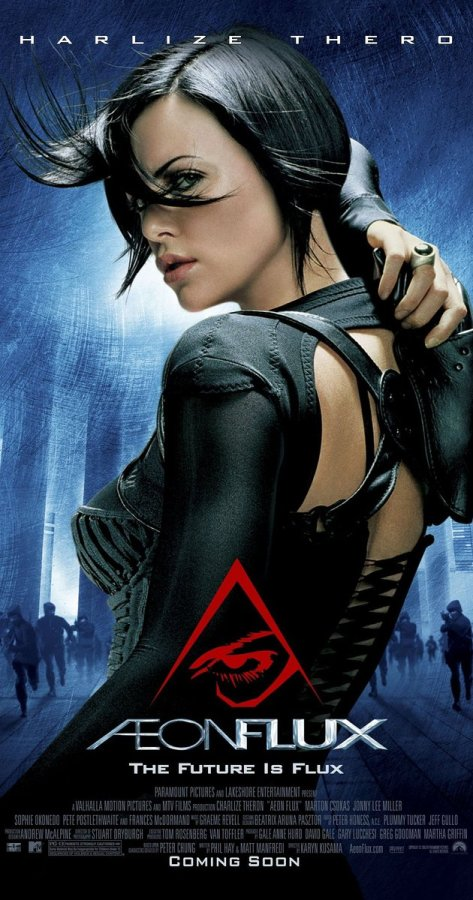 Aeon Flux and Snow White Knockoff review